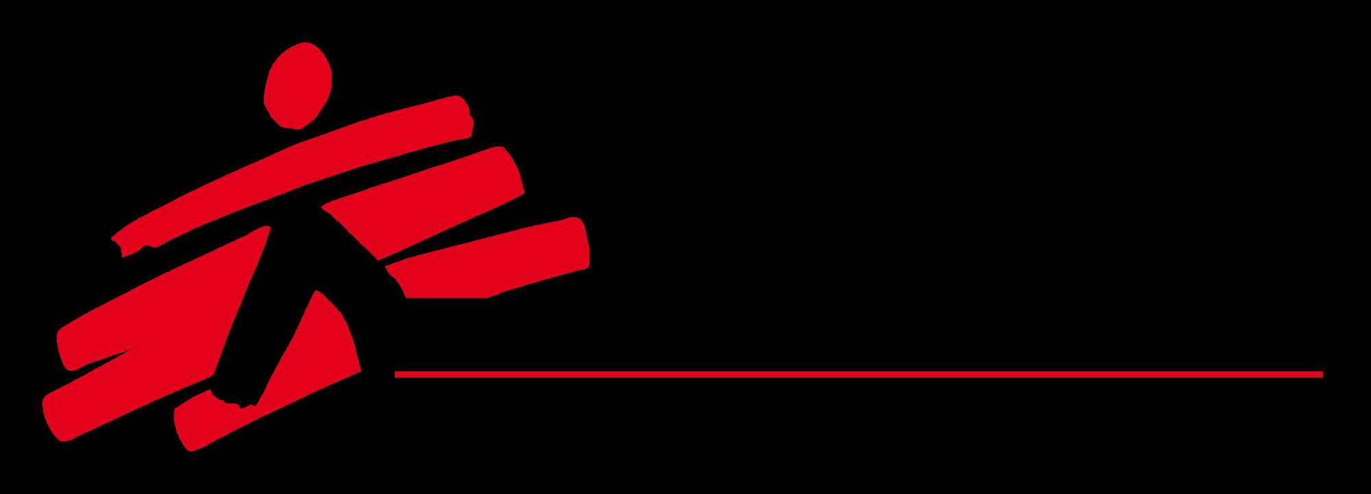 Ärzte ohne Grenzen - Logo